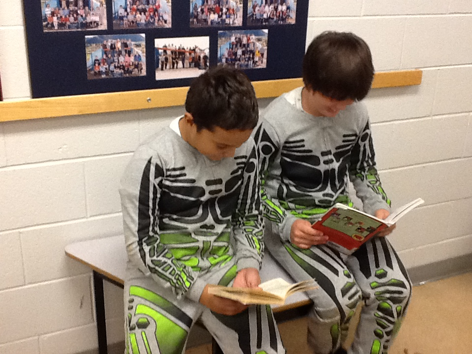 Drop Everything and Read Day - Oct. 28th