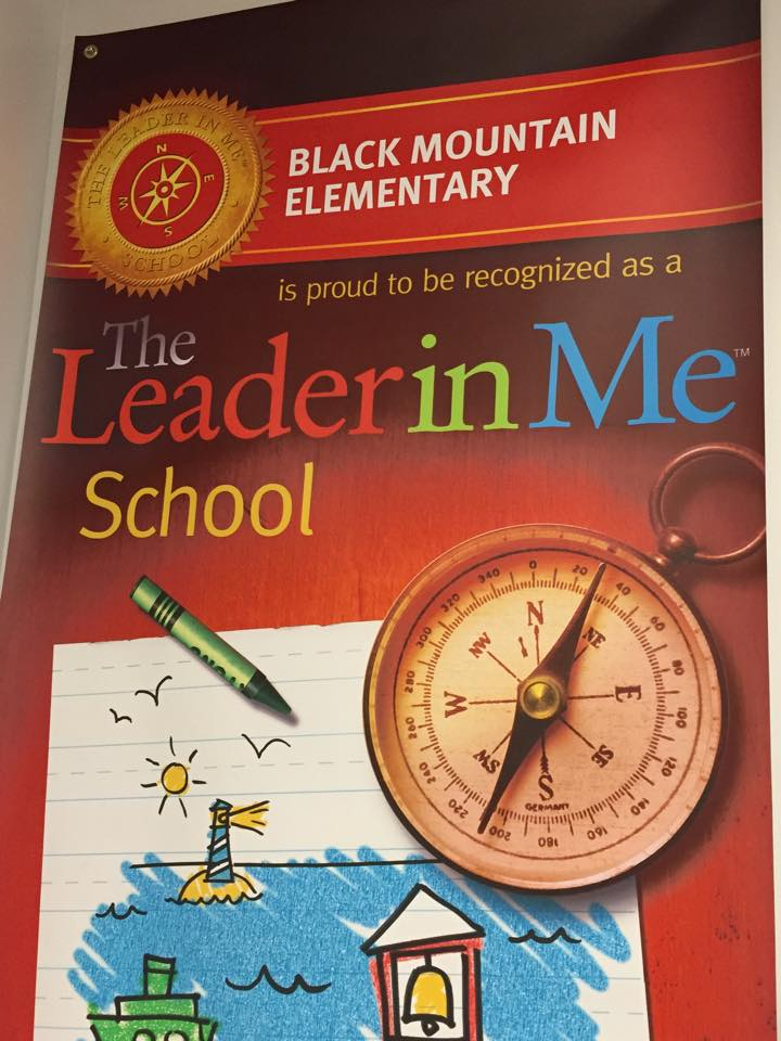 Continuing our journey at BME - Leader in Me...