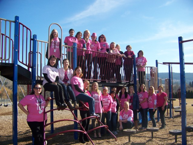 Happy Pink Shirt Day from the BME  Staff!