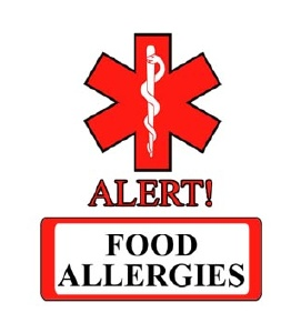 We are allergy aware at BME!