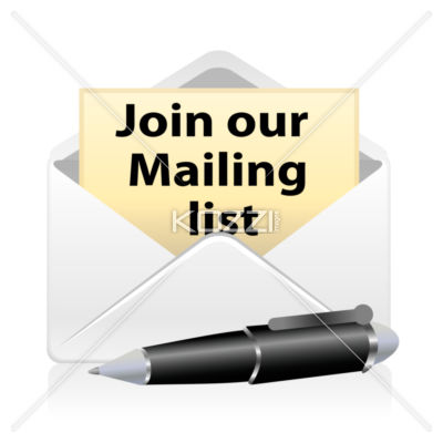 Join our BME Mailing List