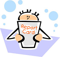 Report Cards Go Home on March 12th